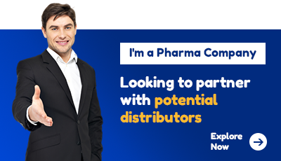 looking to partner with potential distributors